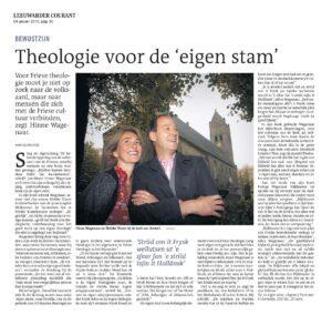 Theologie voor de 'eigen stam'